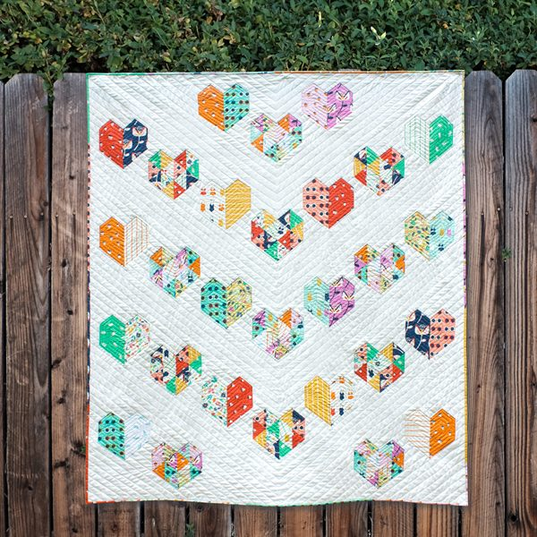 Love at First Sight: Introduction to Foundation Paper Piecing